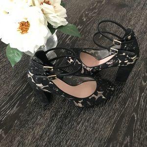 Kate Spade Baneera heels sz 61/2